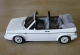 Norev 188435, VW Golf 1 Cabriolet 1992, weiss, Limited Edition, 1:18