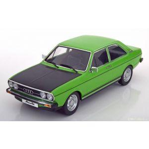 KK-Scale 180032, Audi 80 GTE 1972, grün/schwarz, 1:18
