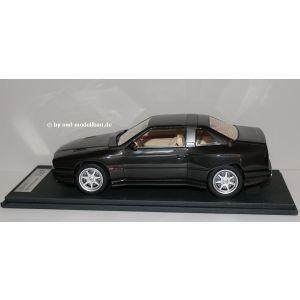 KESS 18003B, Maserati, Shamal, 1989, schwarz-metallic , mit Showcase, 1:18, 000180030002