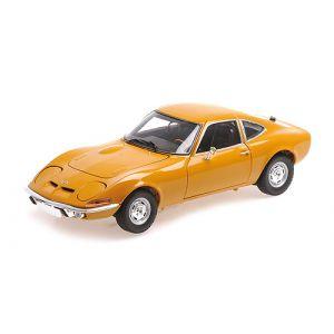Minichamps 180049031, Opel GT 1970, Ocker, 1:18, 4012138753334