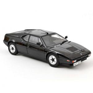 Norev 183225, BMW M1, 1980, schwarz, 1:18, 3551091832256