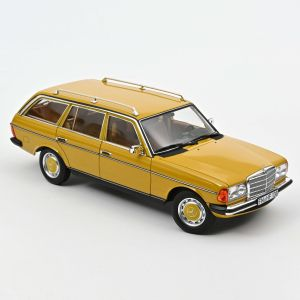 Norev 183734, Mercedes-Benz 200 T (S123), 1982, gelb, 1:18, 3551091837343
