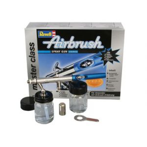 39107 Revell, 4009803391076, Airbrush Spritzpistole master class
