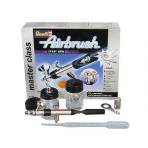 Revell 39109, Airbrush Spritzpistole, master class, Flexible, 4009803391090