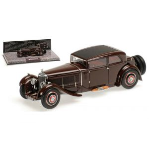 Minichamps 437139420 - Bentley Speed Six Corsica Coupe 1930. Limited Edition. 1:43