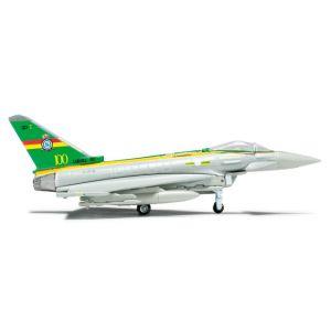 Herpa Wings 555562, Royal Air Force No. 3, Sqd - 100th Anniversary Eurofighter Typhoon FGR. 4, 1:200 , 4013150555562