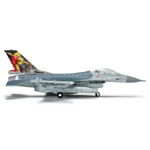 Herpa Wings 556064,Royal NL AF, Lockheed Martin F-16AM Fight. Falcon, 323rd, Diana 65th, 1:200 , 4013150556064