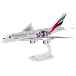 Herpa Wings Snap Fit 611152, Emirates Airbus A380 Paris St. Germain A6-EOT, 1:250, 4013150611152