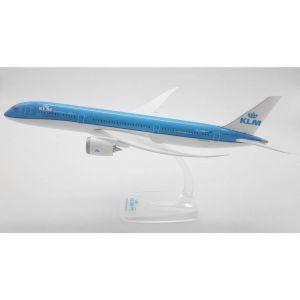 Herpa Wings Snap Fit 612838, KLM BOEING 787-9 DREAMLINER, 1:200, 4013150612838