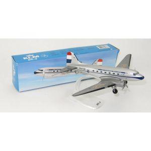 Herpa Wings Snap Fit 612852, KLM DOUGLAS DC-3, 1:100, 4013150612852
