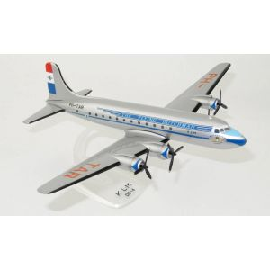 Herpa Wings Snap Fit 612869, KLM DOUGLAS DC-4, 1:125, 4013150612869