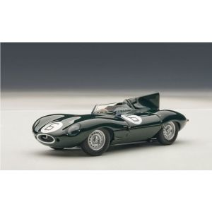 65586 Autoart, 0700153574969, Jaguar D-Type, Winner LeMans 1955, Hawthorn/Bueb, 1:43