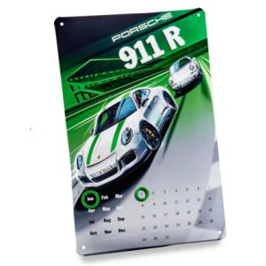Spark Porsche 991 R Blechkalender