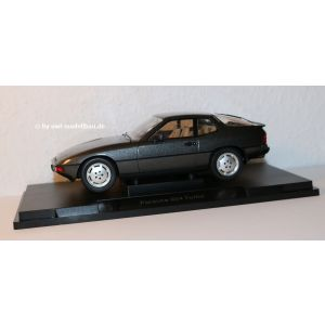MCG18193, Porsche 924 Turbo, 1979, grau metallic, 1:18, 4052176933978