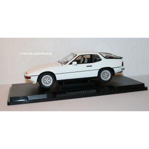 MCG18194, Porsche 924 Turbo, 1979, weiß, 1:18, 4052176934128