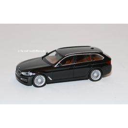 Herpa 420389-002 BMW 5er Touring schwarz
