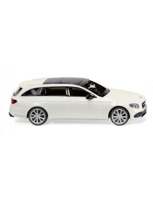 wiking 022713, Mercedes Benz - E-Klasse S213 Avantgarde, diamantweiß perleffekt, 1:87, 4006190227131