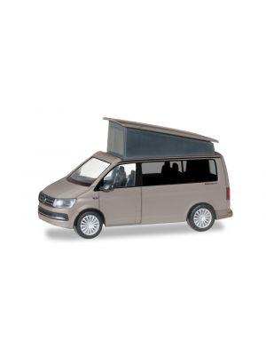 Herpa 028745-003, VW T6 California, ascotgrau, 1:87, 4013150349987