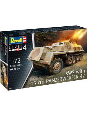 Revell 03264, sWS mit 15 cm Panzerwerfer 42, 1:72, 4009803032641