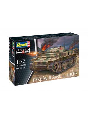 Revell 03266, PzKpfw II Ausf.L LUCHS (Sd.Kfz.123), 1:72, 4009803032665