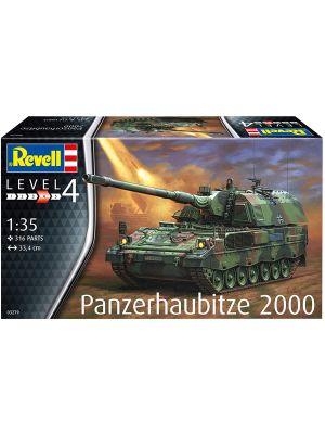 Revell 03279, Panzerhaubitze 2000, 1:35, 4009803032795