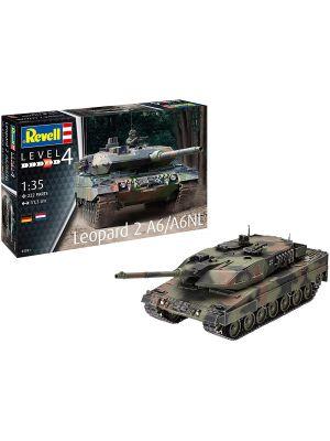 Revell 03281, Leopard 2A6/A6NL, 1:35, 4009803032818