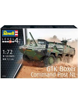 Revell 03283, GTK Boxer Command Post NL, 1:72