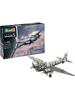 Revell 03855, Junkers Ju188 A-2, Rächer, Maßstab 1:48, 4009803038551