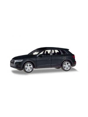 Herpa 038621-003, Audi Q5, manhattangrau metallic, Maßstab 1:87, 4013150350174