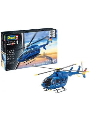 Revell 03877, Eurocopter EC 145, Builders' Choice, 1:72, 4009803038773
