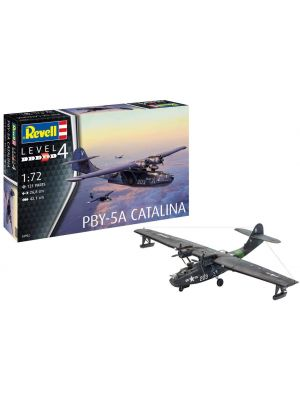 Revell 03902, PBY-5a Catalina, 1:72, 4009803039022