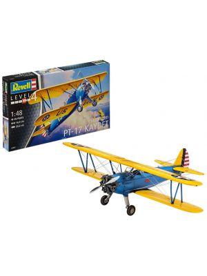 Revell 03957, Stearman PT-17 Kaydet, 1:48, 4009803039572