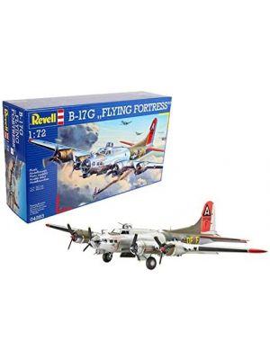 Revell 04283, B-17G Flying Fortress, 1:72, 4009803042831