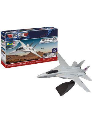 Revell easy-click 04966, Maverick's F-14 Tomcat. Top Gun, 1:72, 4009803049663