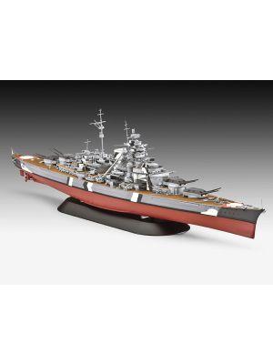 Revell 05098, Deutsches Schlachtschiff Bismarck, 1:700, 4009803881485