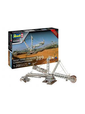 Revell 05685, Limited Edition - Schaufelradbagger 289, Maßstab 1:200, 4009803038551