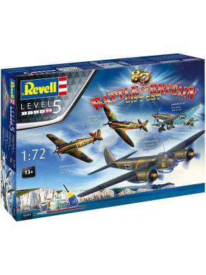 Revell 05691, 80th Anniversary Battle of Britain, 1:72, 4009803056913
