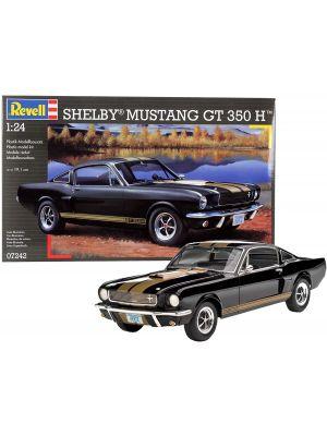 Revell 07242, Shelby Mustang GT 350, 1:24, 4009803072425