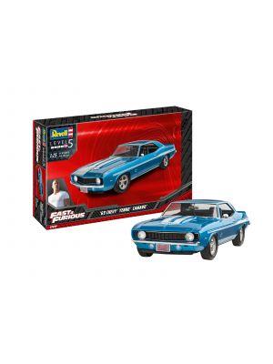 Revell 07694, Fast u. Furious, 1969 Chevy Camaro Yenko, 1:25, 4009803007694