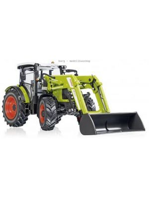 077829 Wiking Die-Cast Modell, Claas Arion 430 mit Frontlader 120, 4006190778299