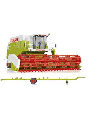 077834 Wiking, Die-Cast Modell, Claas Mähdrescher Commandor 116 CS, 1:32, 4006190778343