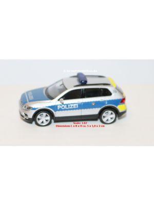 Herpa 093613, VW Tiguan, Polizei Wiesbaden, 1:87, 4013150093613