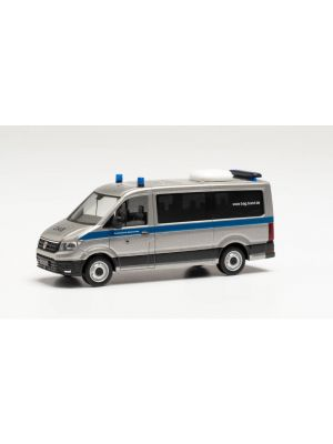 Herpa 095792, VW Crafter Bus Flachdach, BAG, 1:87, 4013150095792