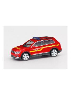 Herpa 095969, VW Tiguan Kommandowagen, Feuerwehr Goslar, 1:87, 4013150095969