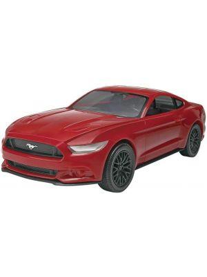 Revell 11694, Mustang 2015, rot, 1:25, 031445016943
