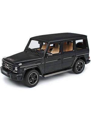 iScale 1180040, Mercedes-Benz G Klasse (W463) 2015, Matt Schwarz, 1:18, 118000000040