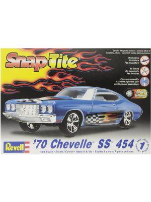 Revell 11932, Chevelle 1970, 1:25, 031445019326