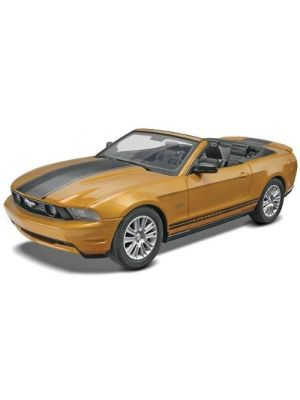 Revell 11963, Ford Mustang Convertible 2010, 1:25, 031445019630