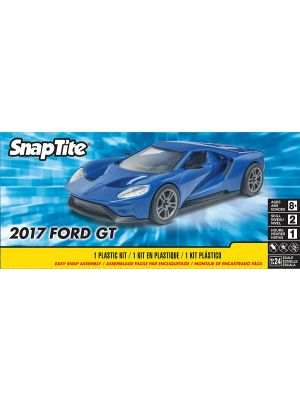 Revell 11987, Ford GT 2017, 1:24, 031445019876