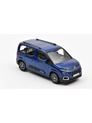Norev 155763, Citroën Berlingo 2020, Dark Blue, 1:43, 3551091557630